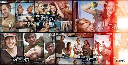 Multiple Slideshow - After Effects Project (Videohive)