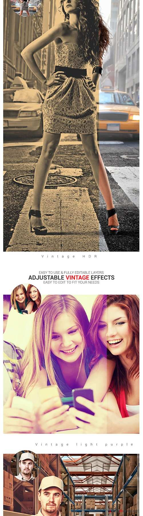 50 Vintage Actions 21859837