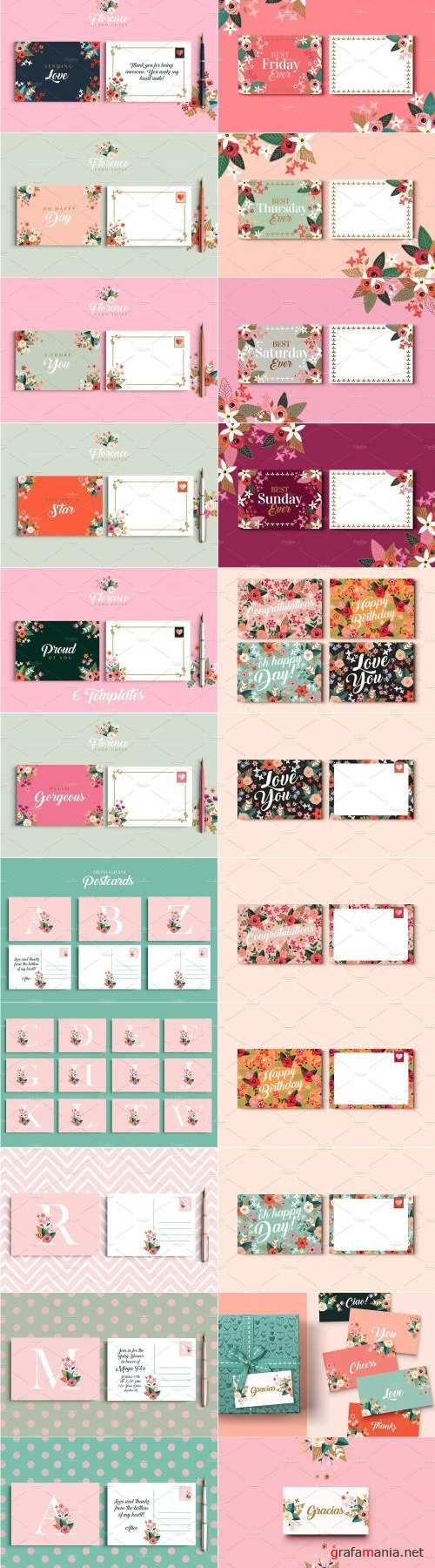 Greeting Cards Bundle - 48 Designs! - 2362019
