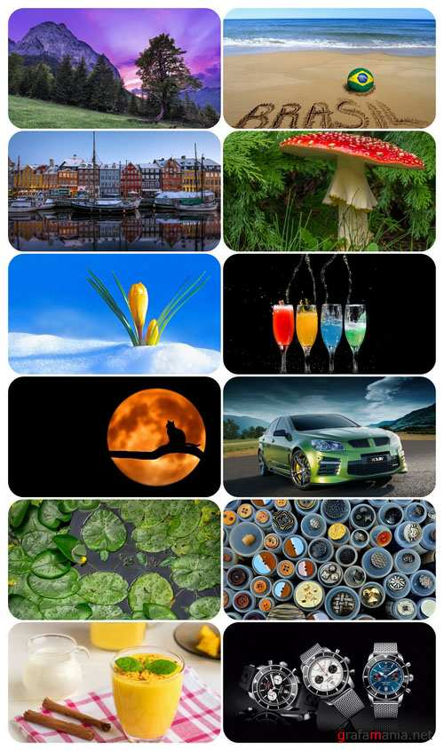Beautiful Mixed Wallpapers Pack 765