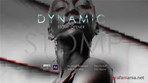 Dynamic Stomp Opener 21601936 - After Effects Project (Videohive)