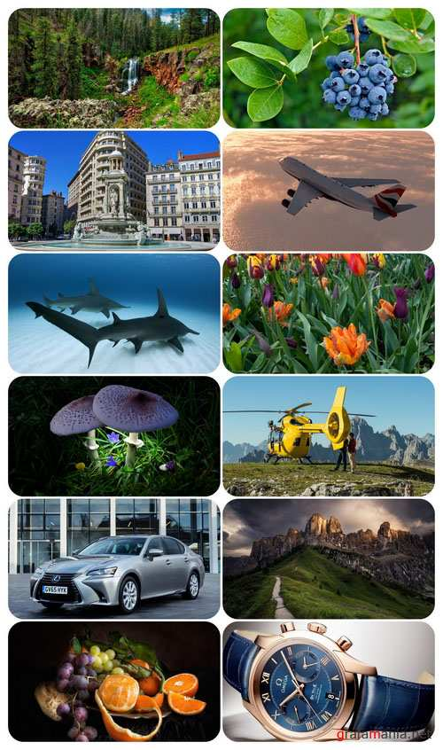 Beautiful Mixed Wallpapers Pack 771