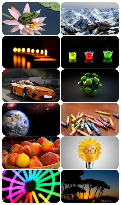 Beautiful Mixed Wallpapers Pack 774