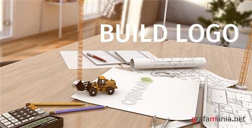 Build Logo - After Effects Project (Videohive)