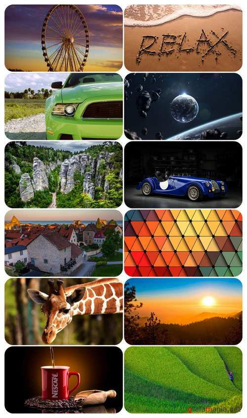 Beautiful Mixed Wallpapers Pack 778