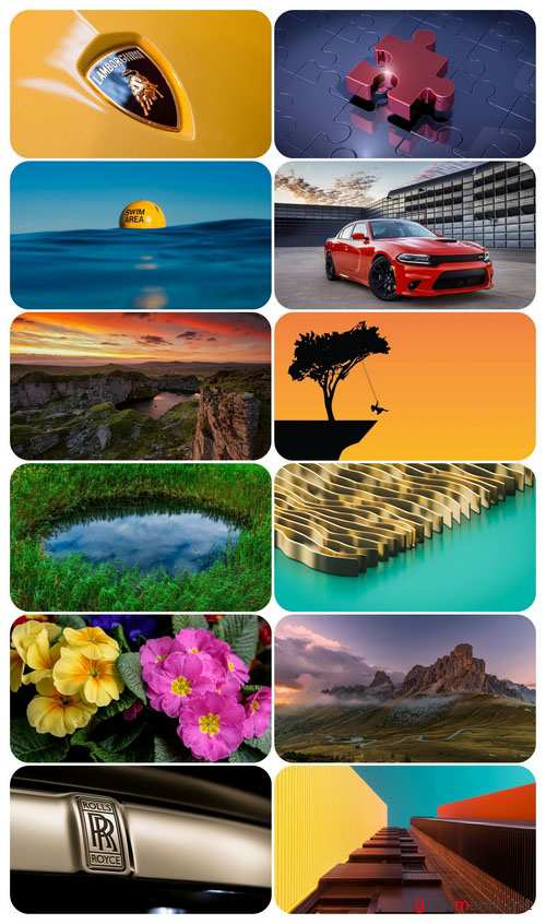 Beautiful Mixed Wallpapers Pack 782