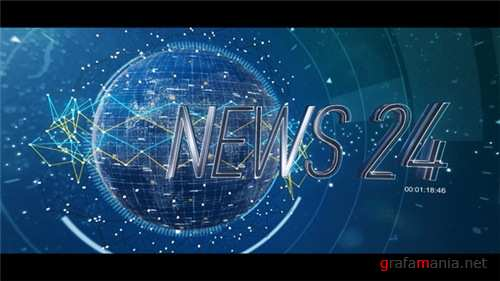 News - After Effects Project (Videohive)