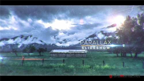 Magic CInematic Parallax Opener and Slideshow - After Effects Project (Videohive)