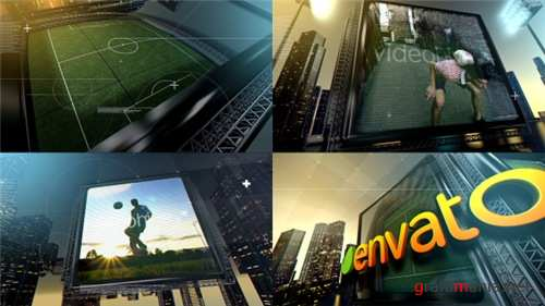 Soccer City - After Effects Project (Videohive)