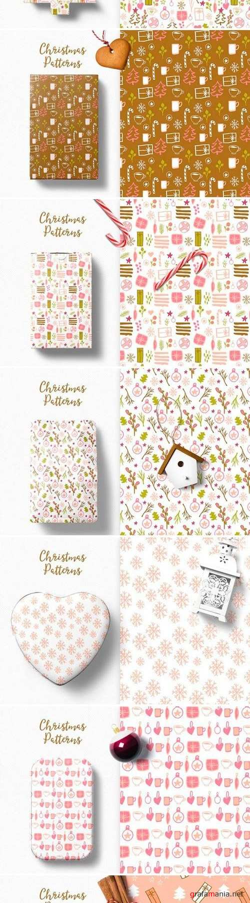 Christmas Patterns 2064144