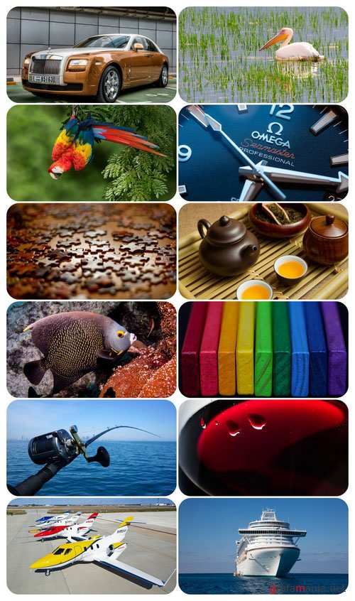 Beautiful Mixed Wallpapers Pack 796