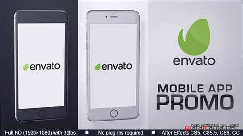 Mobile App Promo 19297968 - After Effects Project (Videohive)