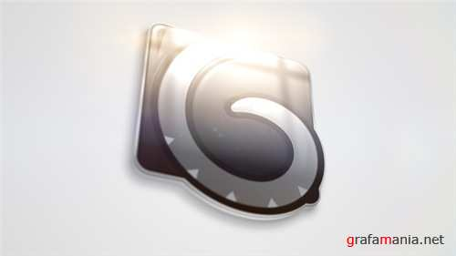 Quick Clean Bling Logo 5 - After Effects Project (Videohive)