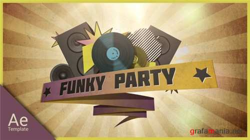 Funky Party - After Effects Project (Videohive)