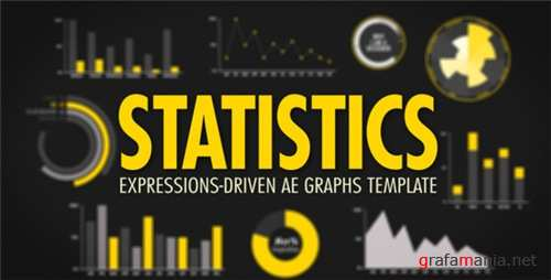 Statistics - After Effects Project (Videohive)