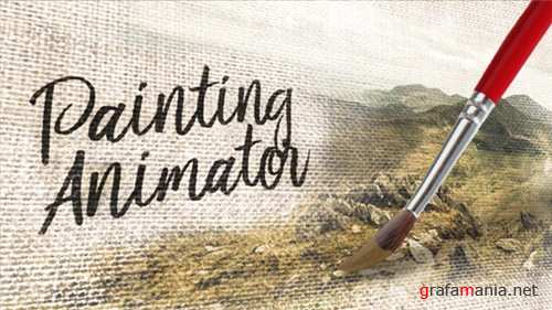 Painting Animator - After Effects Preset (Videohive)