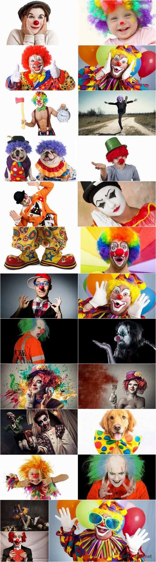 Mime clown laughter 25 HQ Jpeg