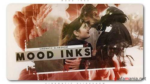 Mood Inks Cinematic Slideshow - After Effects Project (Videohive)