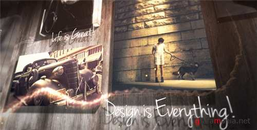 Creative Wall Gallery - After Effects Project (Videohive)