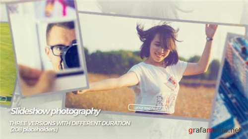 Slideshow photography - After Effects Project (Videohive)