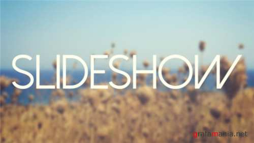 Sliding Slideshow - After Effects Project (Videohive