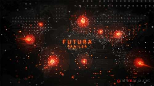 Futura Trailer - After Effects Project (Videohive)