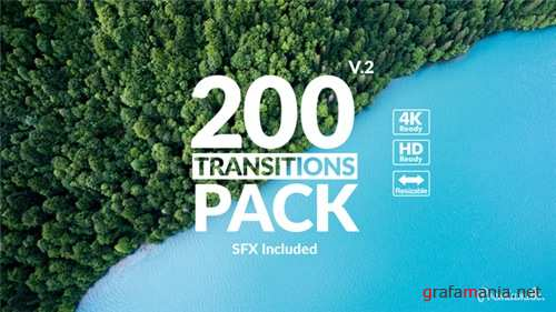 Transitions Pack 21721120 - After Effects Project (Videohive)