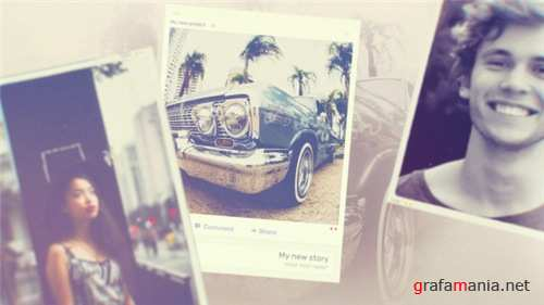 Memories Slideshow 20907619 - After Effects Project (Videohive)