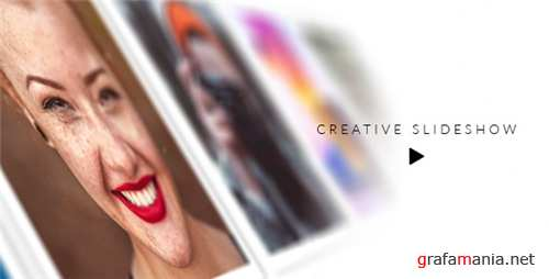 Creative Slideshow - After Effects Project (Videohive)
