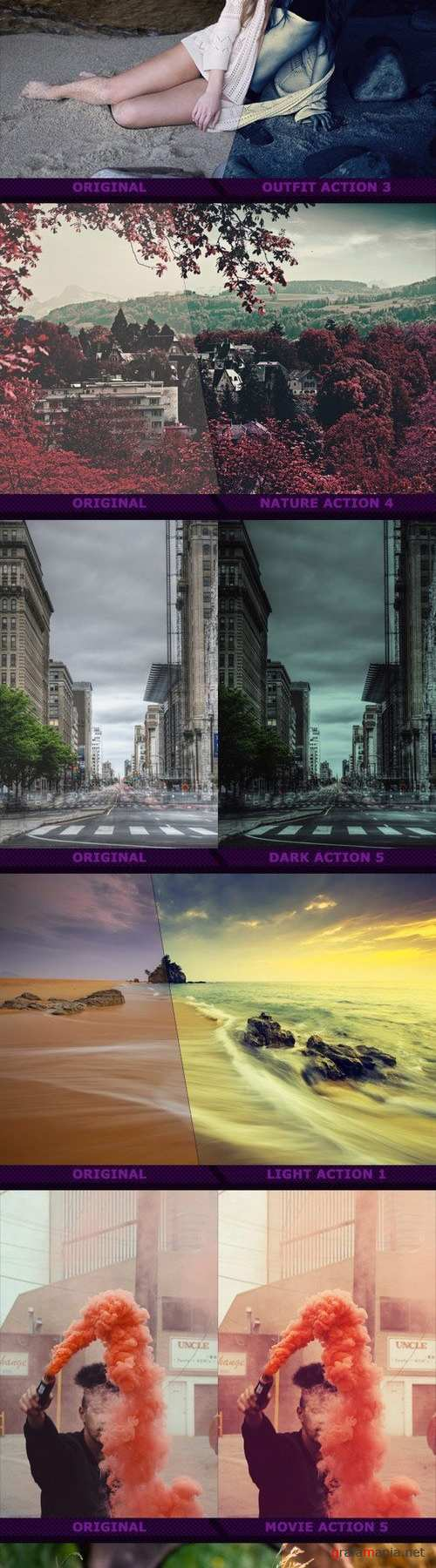 Paint Drawing Photoshop Action 2945512
