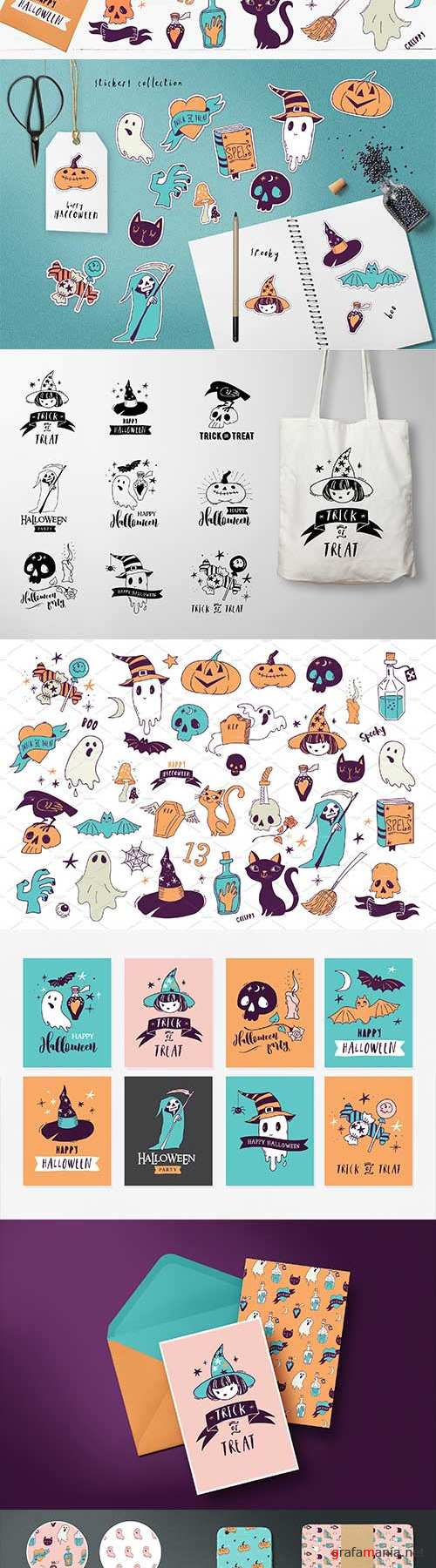 CM - Halloween Party Collection 1833681