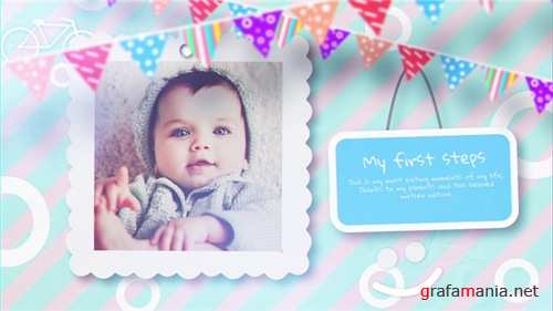 Childhood Memory - After Effects Project (Videohive)