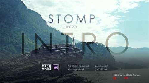 Stomp Intro - After Effects Project (Videohive)