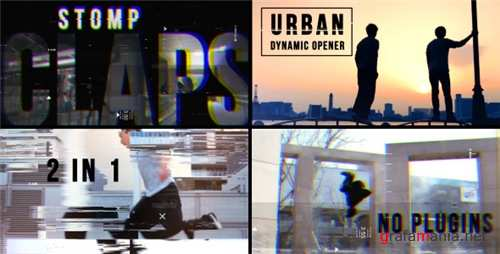 Urban Dynamic Opener - After Effects Project (Videohive)