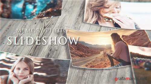 Memory Photo Slideshow 22010485 - After Effects Project (Videohive)