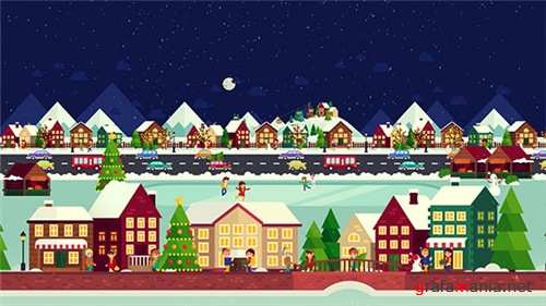 Christmas Opener 18975326 - After Effects Project (Videohive)