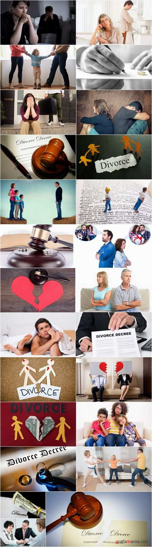 Divorce frustration woman man quarrel 25 HQ Jpeg