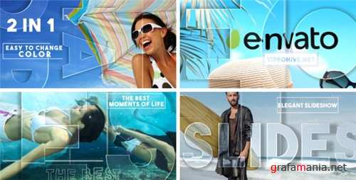 Refraction Slideshow - After Effects Project (Videohive)