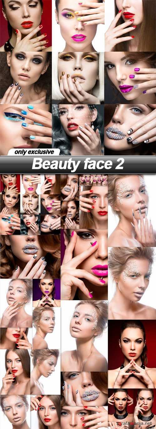 Beauty face 2 - 25 UHQ JPEG