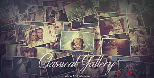 Classical Gallery - After Effects Project (Videohive)