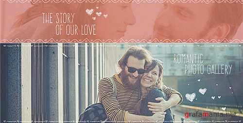 The Story of Love - After Effects Project (Videohive