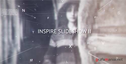 Inspire Slideshow II - After Effects Project (Videohive)