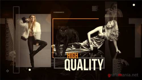 Elegance Fashion - After Effects Project (Videohive)