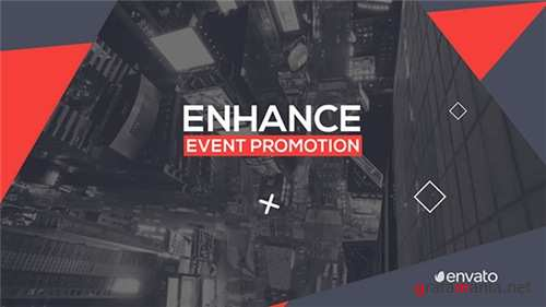 Enhance Event Promotion - After Effects Project (Videohive)