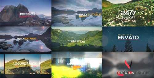 Glitch Title Sequence - After Effects Project (Videohive)