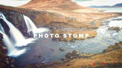 Photo Stomp Opener - After Effects Project (Videohive)
