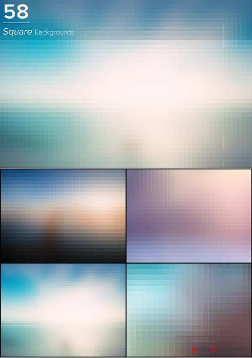 58 Square Backgrounds 3134534