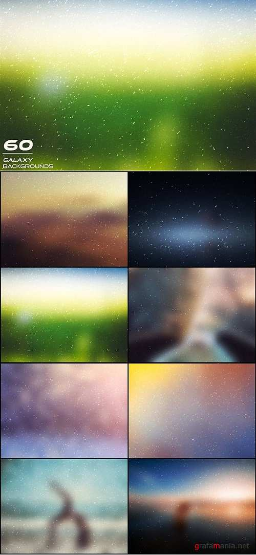 60 Galaxy Backgrounds - 3134470