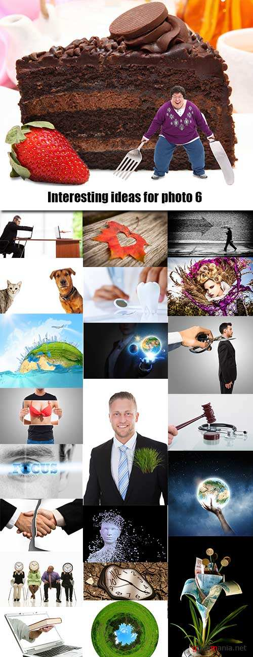 Interesting ideas for photo stock images #6 - 25 HQ Jpg