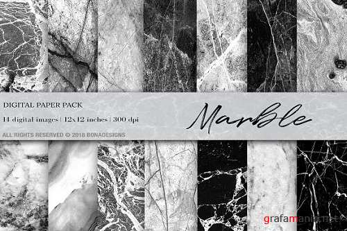 Marble Digital Paper, Background - 3158360